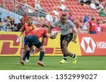 singapore april 28 fiji 7s team ...   Shutterstock . vector #1352999027