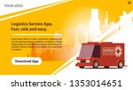delivery or logistics services...