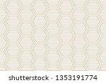 diamond pattern line modern... | Shutterstock .eps vector #1353191774