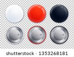 three different mockup badge... | Shutterstock .eps vector #1353268181