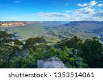 view from sublime point lookout ... | Shutterstock . vector #1353514061