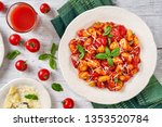 close up on traditional italian ...   Shutterstock . vector #1353520784