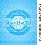 shamefaced water wave...   Shutterstock .eps vector #1353593921