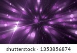 abstract violet background.... | Shutterstock . vector #1353856874
