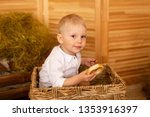 photo project little baker. a... | Shutterstock . vector #1353916397