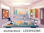 palaeontology  university...   Shutterstock .eps vector #1353942584