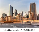 dubai  uae   october 23 ...   Shutterstock . vector #135402437