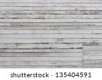 the white wood texture with...   Shutterstock . vector #135404591