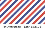 vector barber pole wallpaper... | Shutterstock .eps vector #1354133171