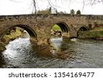 A View Of The Old Stone Bridge...