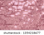 Cloth Richly Decorated With...