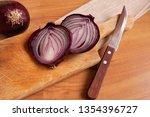 lilac onion tasty juicy salad...