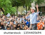 houston  texas   march 30  2019 ... | Shutterstock . vector #1354405694