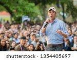 houston  texas   march 30  2019 ... | Shutterstock . vector #1354405697