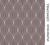 geometric seamless patterns.... | Shutterstock . vector #1354419461