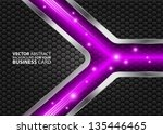 abstract business background  ... | Shutterstock .eps vector #135446465
