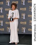 Small photo of LOS ANGELES, CA. March 30, 2019: Maxine Waters at the 50th NAACP Image Awards. Picture: Paul Smith/Featureflash