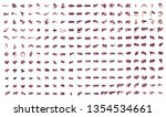 very big collection of vector... | Shutterstock .eps vector #1354534661
