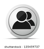 blog button | Shutterstock .eps vector #135459737