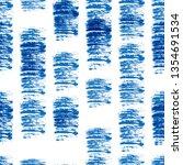 stylized tie dye or shibori... | Shutterstock .eps vector #1354691534