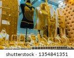 dubai  united arab emirates  ... | Shutterstock . vector #1354841351