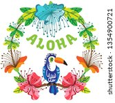 Aloha Invitation Design With...