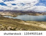 the beautiful coast of lake... | Shutterstock . vector #1354905164