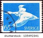 Sweden   Circa 1971  A Stamp...