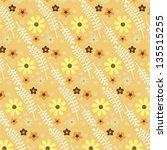 flower | Shutterstock .eps vector #135515255