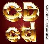 Three Dimensional Golden...