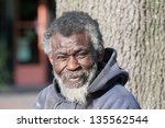 Portrait Of Old African...