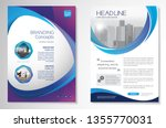template vector design for... | Shutterstock .eps vector #1355770031