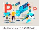 vector concept illustration   ...   Shutterstock .eps vector #1355838671