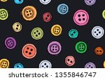 modern cute stud clasp tool set ... | Shutterstock .eps vector #1355846747