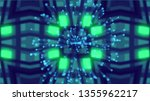 linear explosion abstraction... | Shutterstock . vector #1355962217