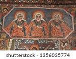 gondar  ethiopia   march 3 ... | Shutterstock . vector #1356035774