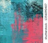 abstract texture. 2d... | Shutterstock . vector #1356090407
