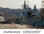 odessa ukraine   april 1  2019  ... | Shutterstock . vector #1356214337