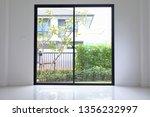 Slide Glass Door With Small...