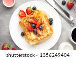 French Toast With Berries ...