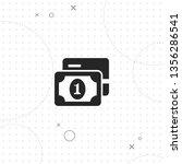 credit cart  money  vector best ... | Shutterstock .eps vector #1356286541
