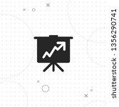profit  statistics  vector best ... | Shutterstock .eps vector #1356290741