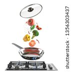 Black Glass Gas Cooking Plate...