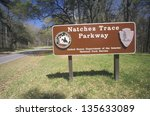 Natchez Trace National Park...