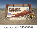 Death Valley National Park Sig...