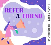 refer a friend for marketing...