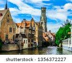 Bruges   Flanders   Belgium  ...
