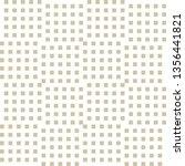 golden geometric seamless... | Shutterstock . vector #1356441821