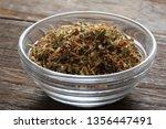 image of red clover | Shutterstock . vector #1356447491