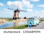 alkmaar netherlands april 2019  ... | Shutterstock . vector #1356689594